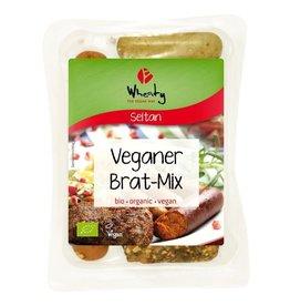 WHEATY Veganer Brat-Mix 200g