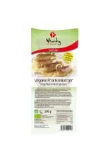 WHEATY Vegane Frankenberger Grillwürstchen 200g
