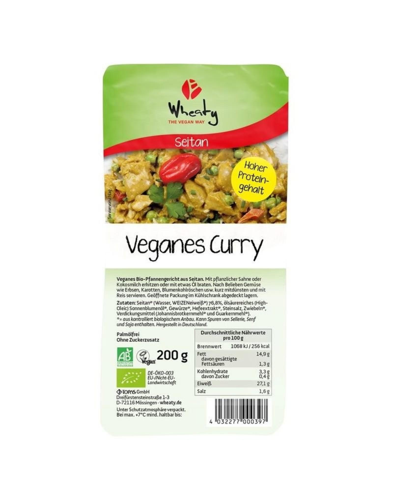 WHEATY Vegankebab 'Jaipur' 200g