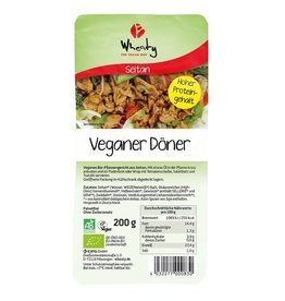 WHEATY Vegankebab 'Döner' 200g