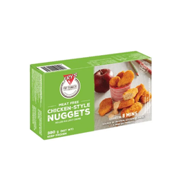 Frys Family Chicken Style Nuggets 380g ❄️❄️❄️