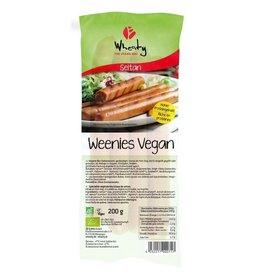 WHEATY Vegane Weenies Seitanwürstchen 200g