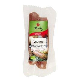 WHEATY Vegane Bratwurst 130g