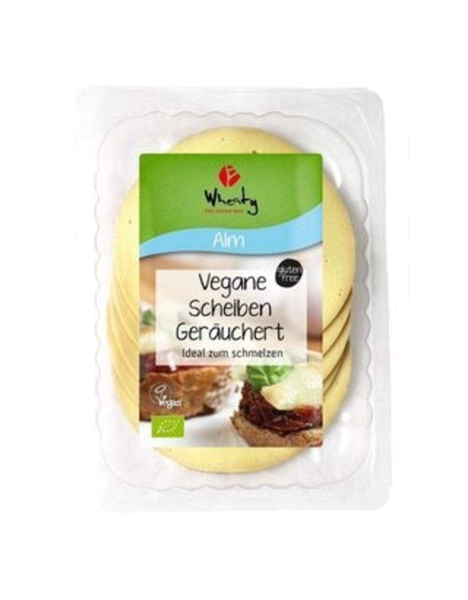 WHEATY Vegane Scheiben Geräuchert 100g