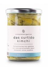 Completeorganics das curtido kimchi Gemüse fermentiert 300g