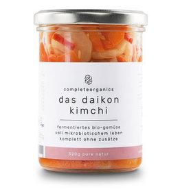 Completeorganics das daikon kimchi Gemüse fermentiert 320g