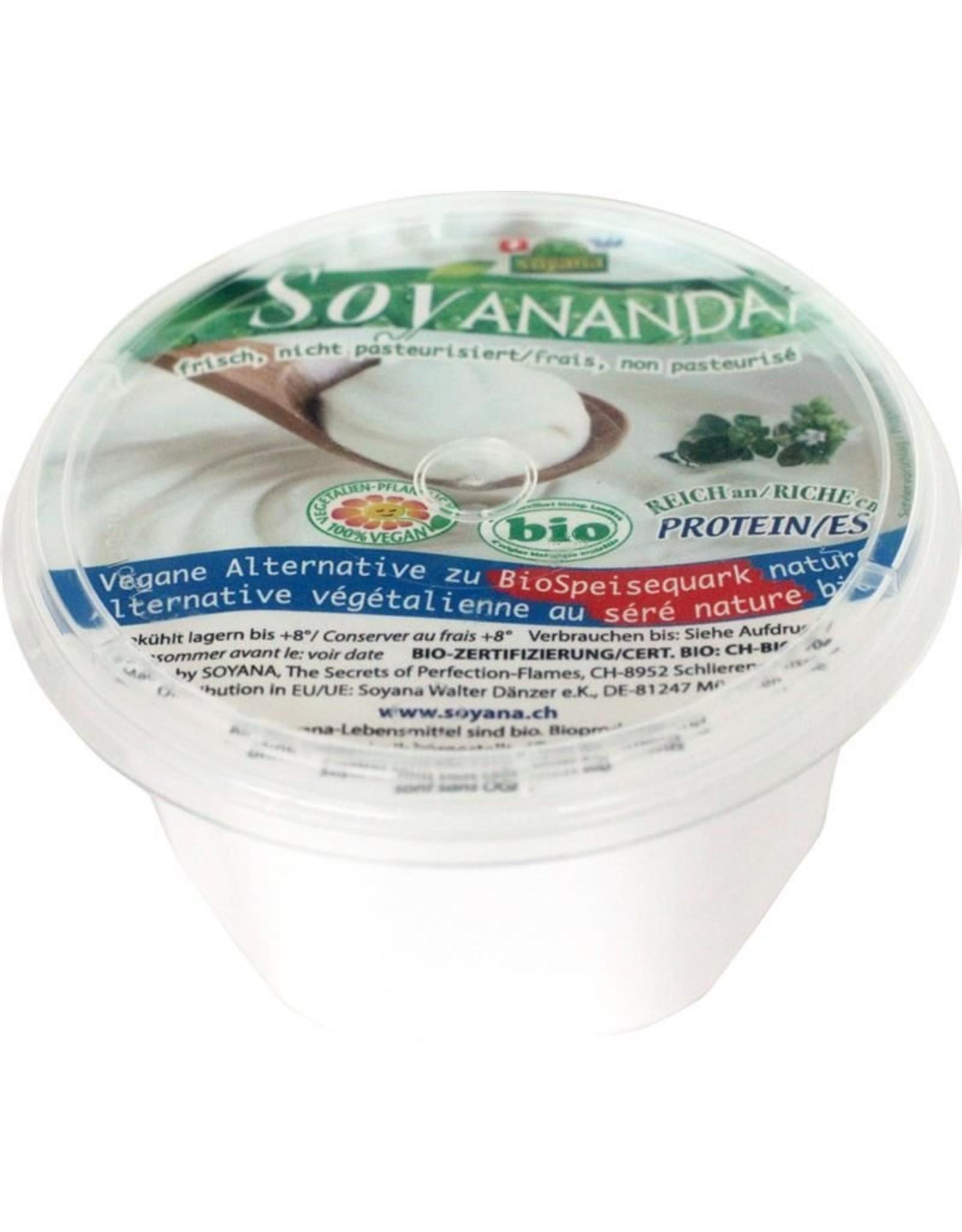Soyana Alternative zu Speisequark Natur 200g