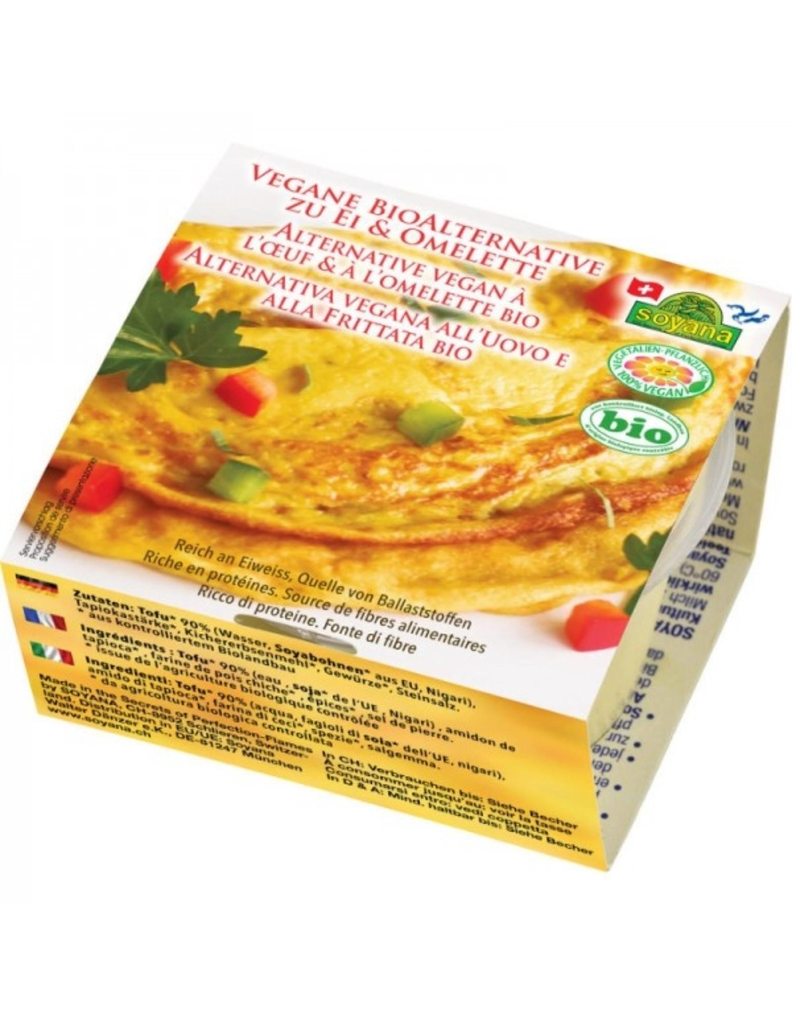 Soyana Veganes Ei & Omelette 200g
