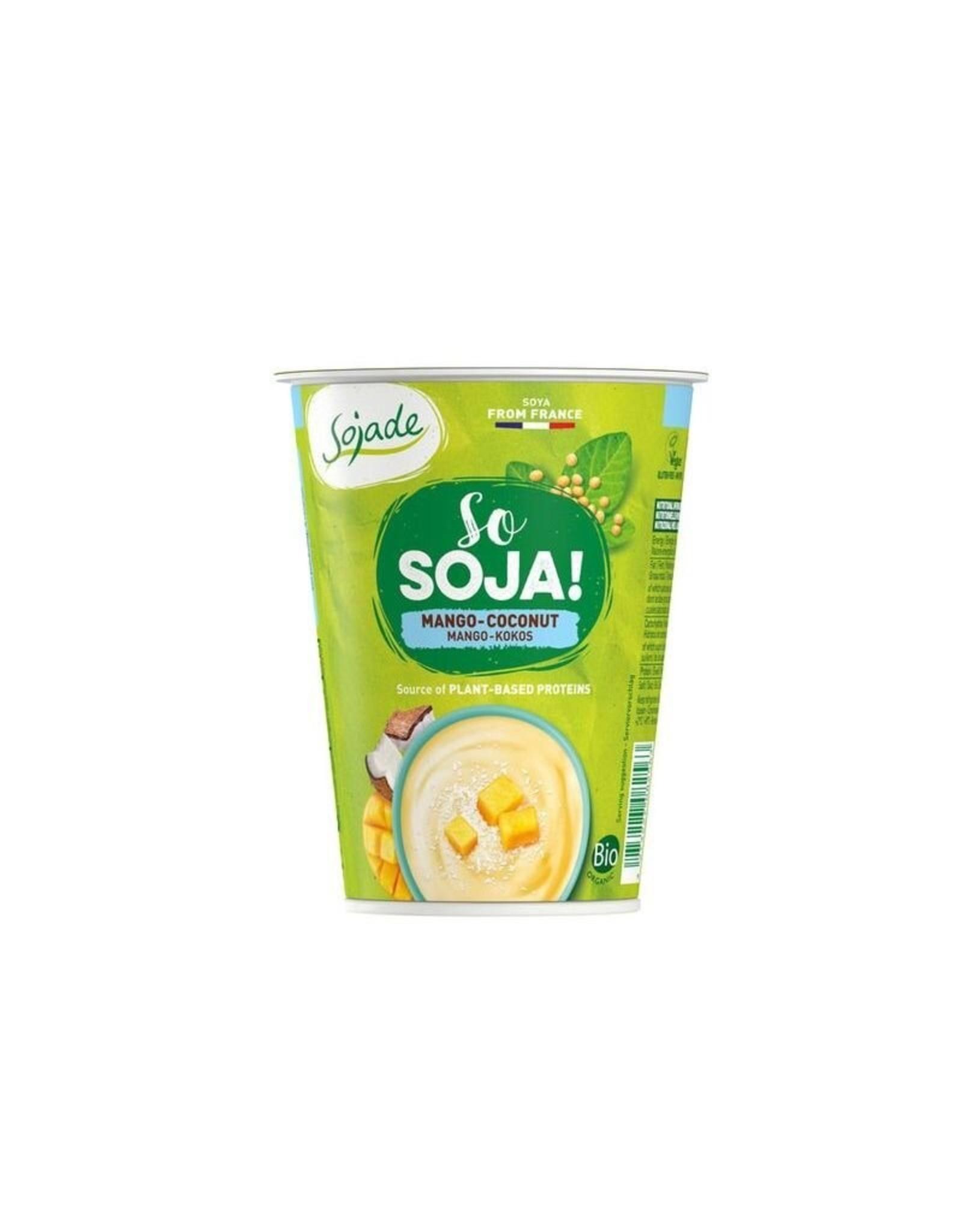 SOJADE Soja-Spezialität Mango-Kokos 400g