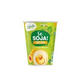 SOJADE Soja con mango y melocotón 400g