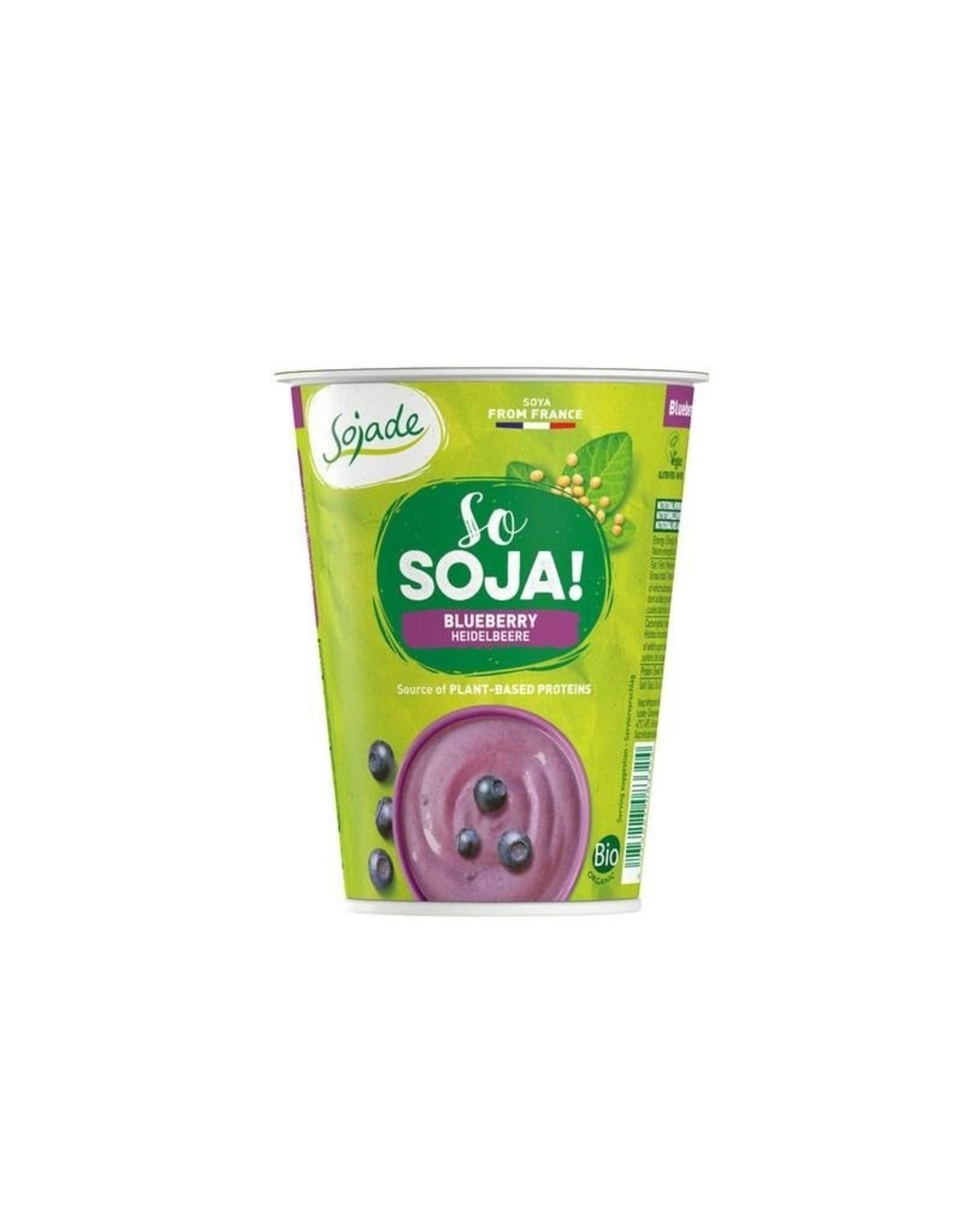 SOJADE Soja-Spezialität Heidelbeere 400g
