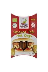 Lord of Tofu Smoked Tofu Hot Dogs Tofu-Räucherlinge 120g
