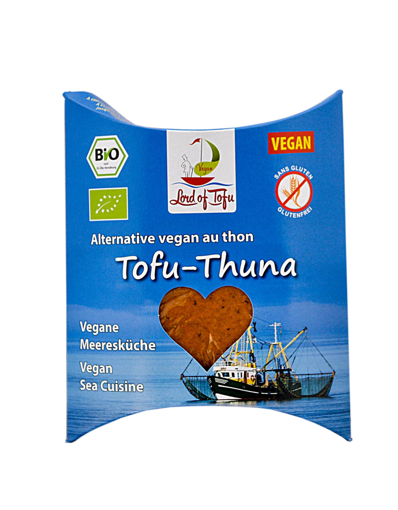 Lord of Tofu Thuna Thunfisch-Ersatz 110g