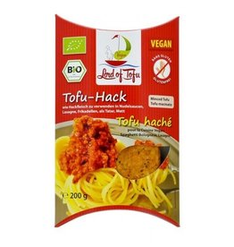 Lord of Tofu Mr. Meatbeat's Soja-Hack Bolognese-Art 200g