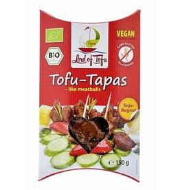 Lord of Tofu Ragú de soja - Tapas de tofu 150g
