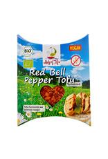 Lord of Tofu Tofu mit Paprika/ Red Bell 130g