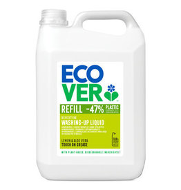 Ecover Hand-Spülmittel 'Zitrone & Aloe' 5l