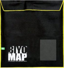 Biyomap BIYOMAP 85 x 85 Goud
