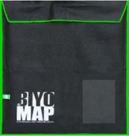 Biyomap BIYOMAP 105 x 105 Brilliant Groen
