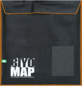 Biyomap BIYOMAP 125 x 125 Bruin