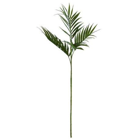 HK-living Decoratie palm bladeren groen 125cm