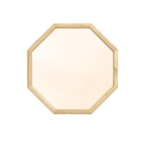 Normann Copenhagen Spiegel Lust Mirror Mediuim goud staal 50x50x2,5cm