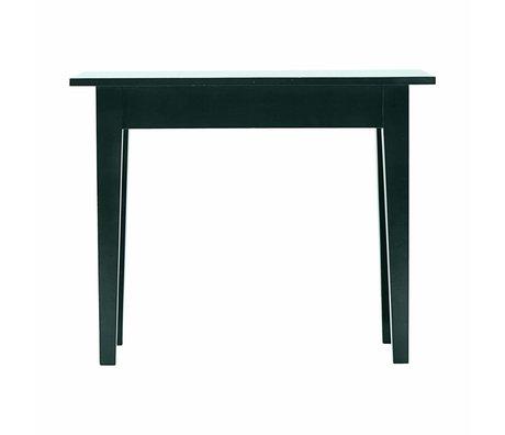 Housedoctor Sidetable musk groen hout 100x45x80cm