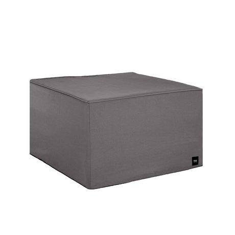 Vetsak Hocker Free outdoor grijs polyester M 58x58x40cm