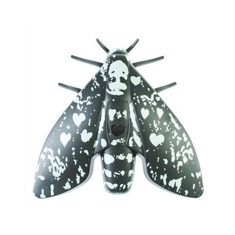 Jalo Rookmelder Lento 10 zwart kunststof 18,8x18,4x5cm