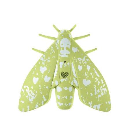 Jalo Rookmelder Lento 10 licht groen kunststof 18,8x18,4x5cm