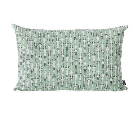 Ferm Living Sierkussen Vivid mint groen 60x40cm