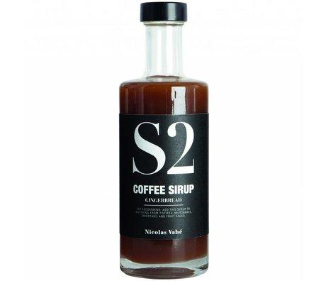 Nicolas Vahe Koffiesiroop gemberkoek 25cl