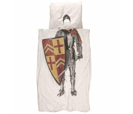 Snurk Beddengoed Dekbedovertrek Knight ridder in 3 maten