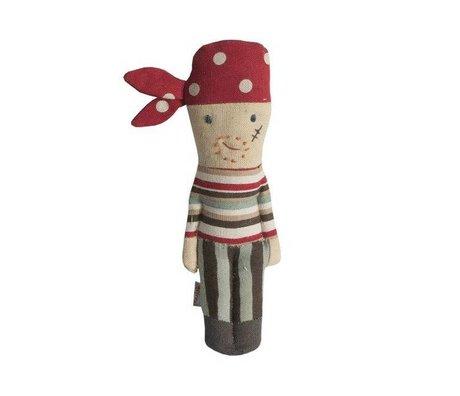 Maileg Rammelaar Piraat h17cm, Pirate Rattle
