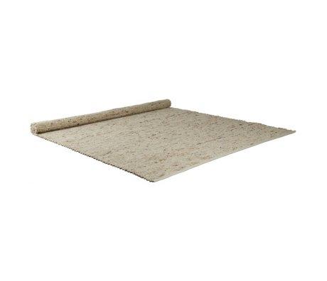 Zuiver Vloerkleed Pure naturel wol sisal 160x230cm