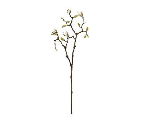 HK-living Decoratie bloeiende magnolia tak 83cm