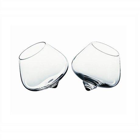 Normann Copenhagen Glas Liqueur glas set van 2 ø8,5cm