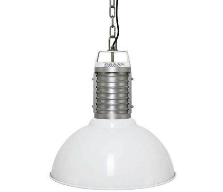 Anne Lighting Hanglamp Anne Oncle Philippe wit aluminium ø50x192cm