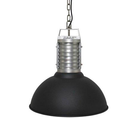 Anne Lighting Hanglamp Anne Oncle Philippe zwart aluminium ø50x192cm