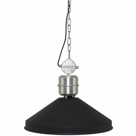 Anne Lighting Hanglamp Anne Zappa zwart aluminium ø53,5x43cm
