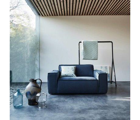 FÉST Fauteuil Edge loveseat fabric sydeney 80 blauw textiel 148x103cm