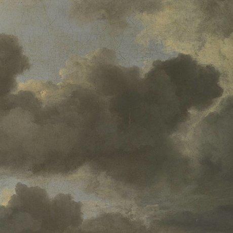 KEK Amsterdam Behang Golden Age Clouds IV multicolor vliespapier 292,2x280cm
