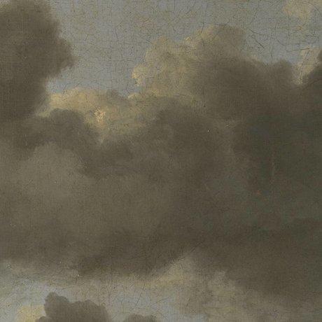 KEK Amsterdam Behang Golden Age Clouds IV multicolor vliespapier 194,8x280cm