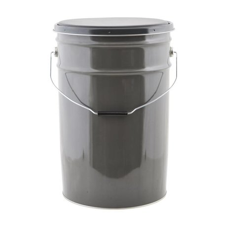 Housedoctor Opbergerkist the bucket groen Ø30x46cm