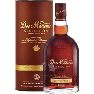 """Dos Maderas Rum """"Seleccion"""" 70cl"""
