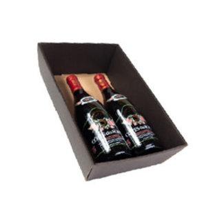 Impex Kartonnen mand 2 flessen (exclusief flessen)