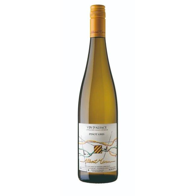 """Albert Mann AOP Alsace Pinot Gris """"Tradition"""" 2016"""