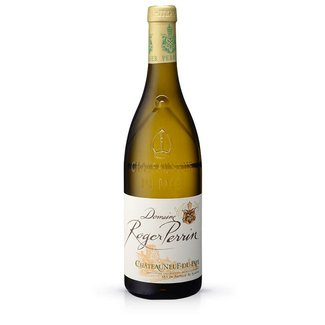 Roger Perrin AOP Chateauneuf du Pape Blanc 2018