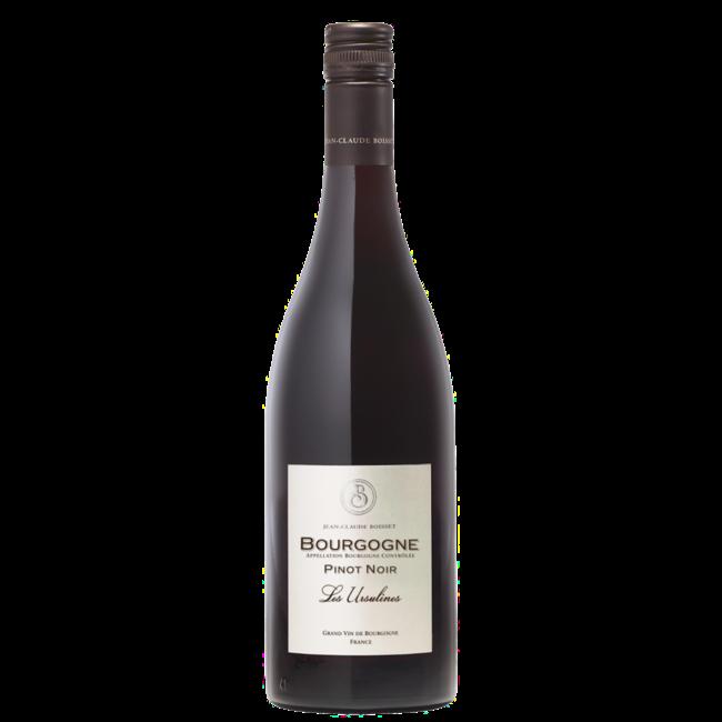 """Jean Claude Boisset AOP Bourgogne Pinot Noir """" Les Ursulines"""" 2018"""