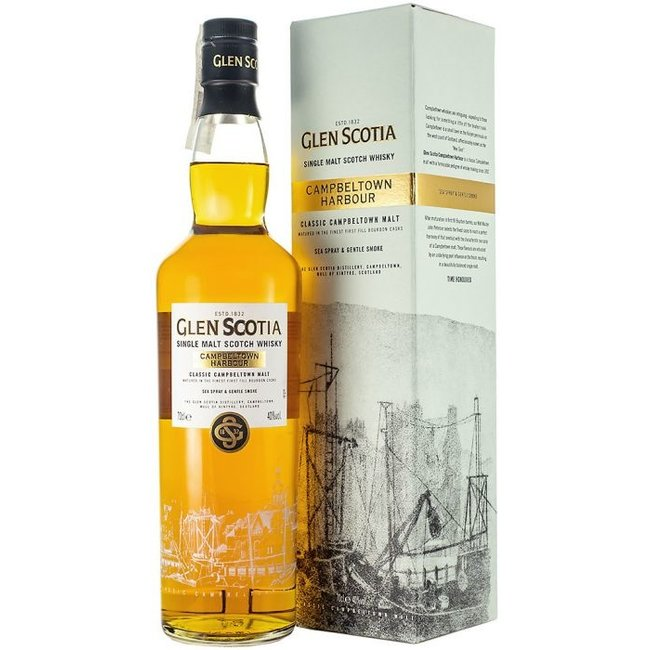Glen Scotia Campbeltown Harbour Single Malt